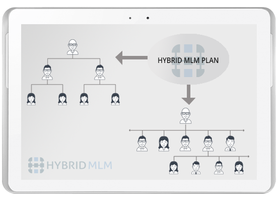 Hybrid-mlm-plan | Hybrid mlm software